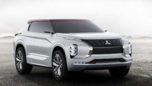 Mitsubishi GT PHEV Photos
