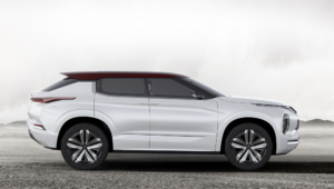 Mitsubishi GT PHEV Pictures