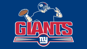 New York Giants 4k