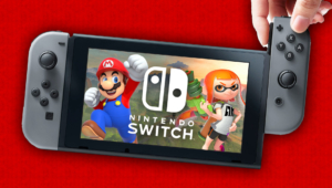 Nintendo Switch Wallpapers