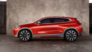 Pictures Of BMW X2