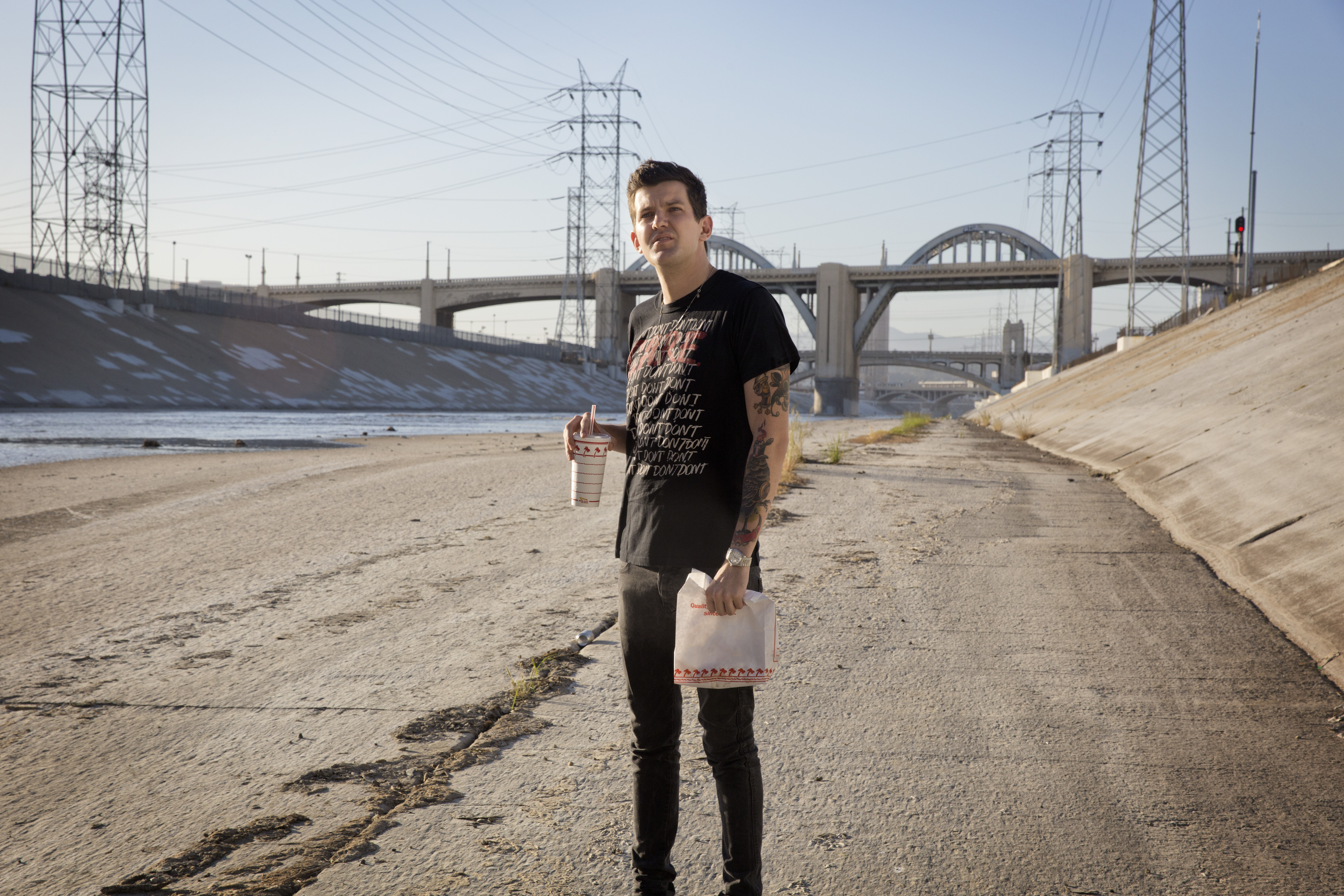 Pictures Of Dillon Francis