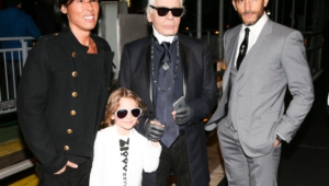 Pictures Of Karl Lagerfeld 1 1