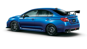 Pictures Of Subaru WRX S4 TS