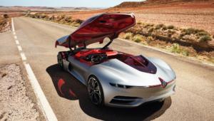 Renault Trezor Concept Background