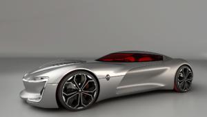 Renault Trezor Concept Desktop Wallpaper
