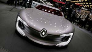 Renault Trezor Concept Free HD Wallpapers