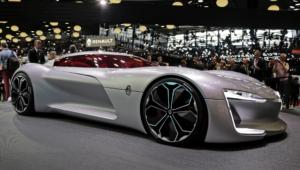 Renault Trezor Concept Pics