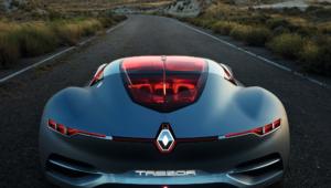 Renault Trezor Concept Wallpapers