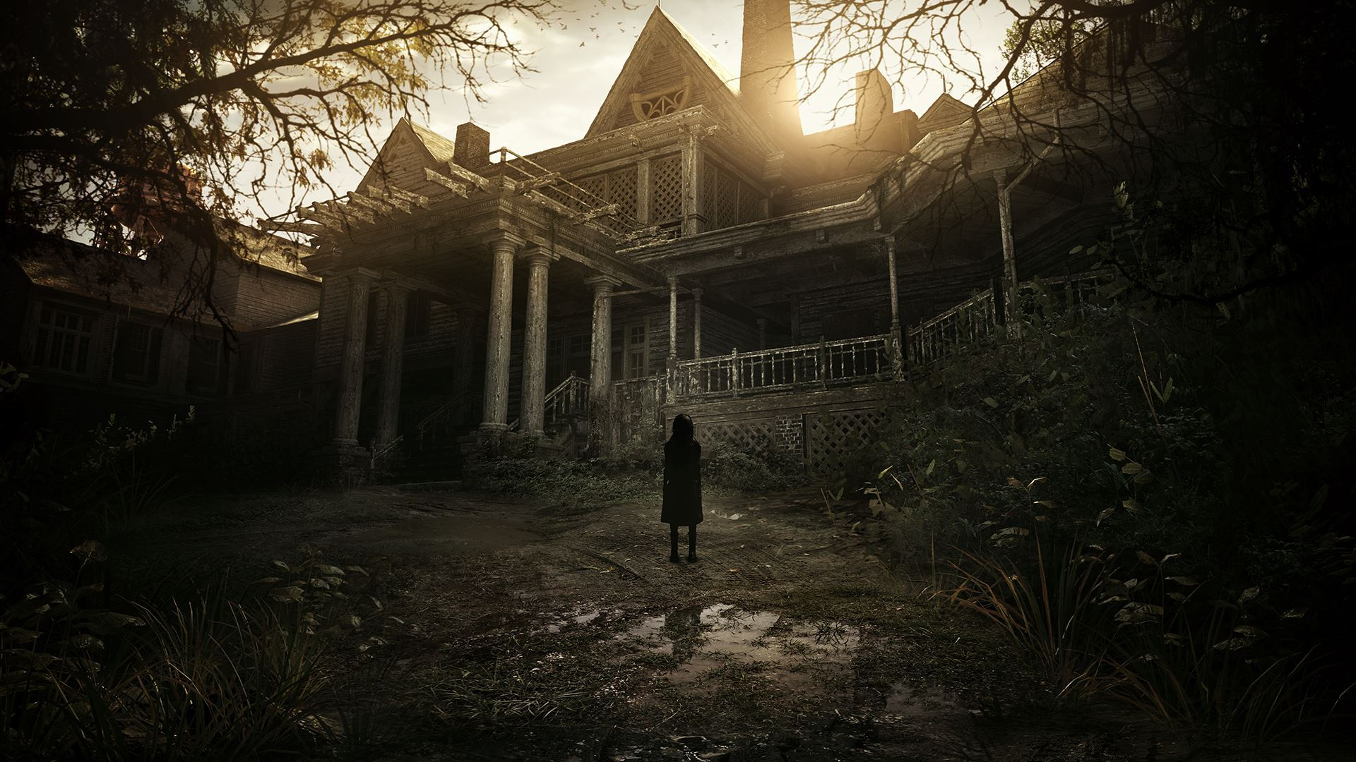 Resident Evil 7 Wallpapers Images Photos Pictures Backgrounds