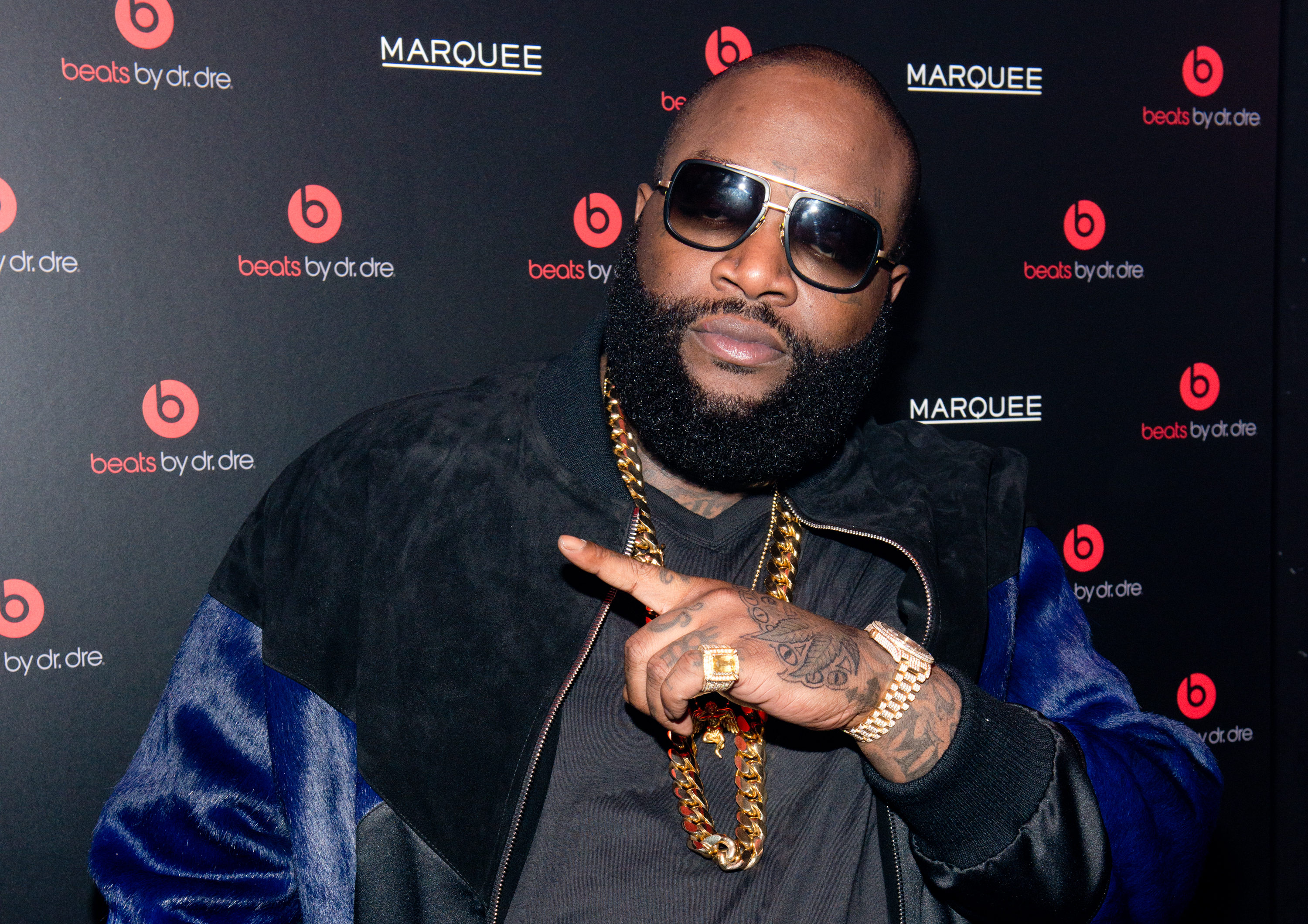 Rick Ross High Quality Wallpapers