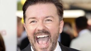 Ricky Gervais Widescreen