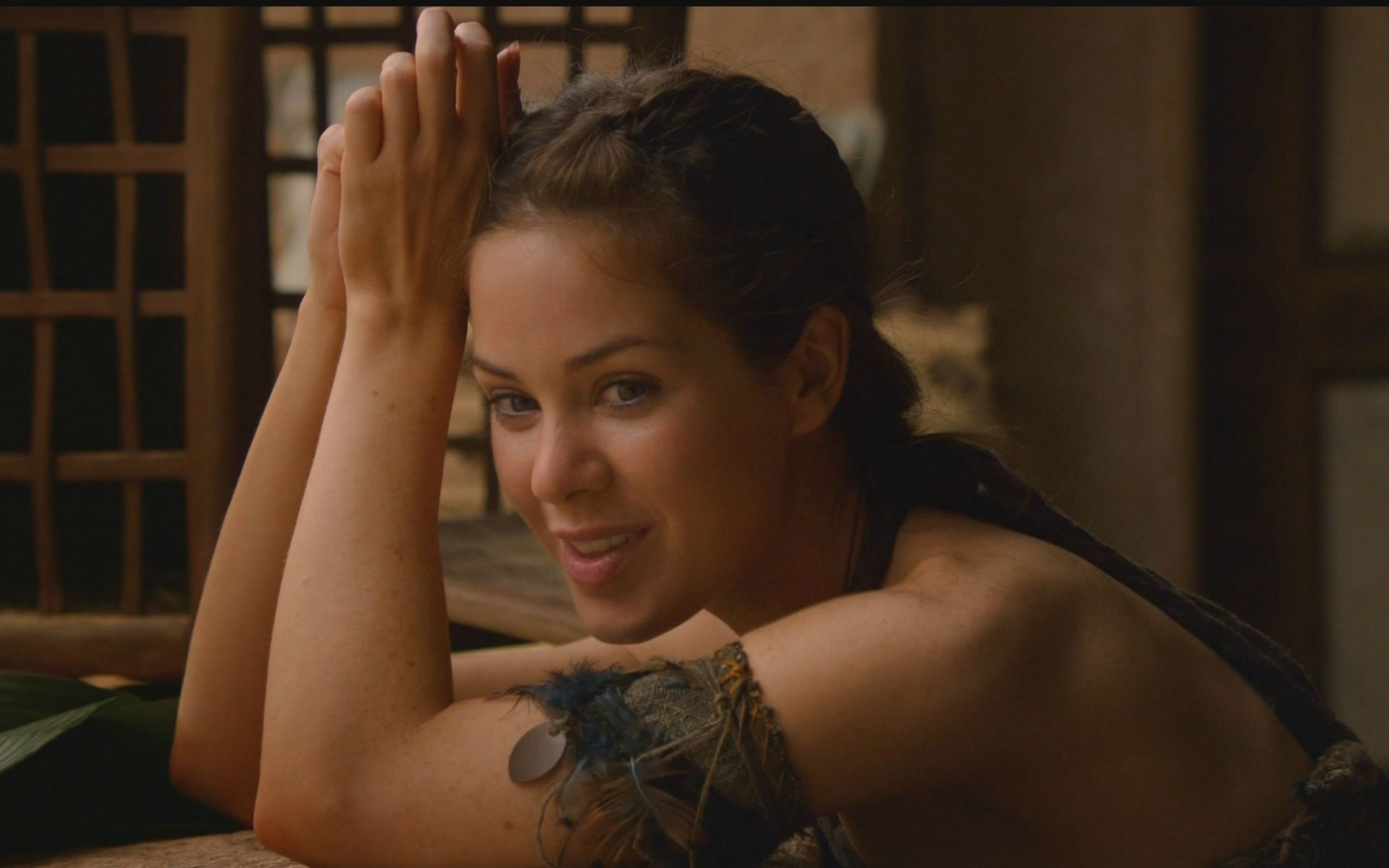 Love roxanne mckee was