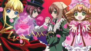 Rozen Maiden Background