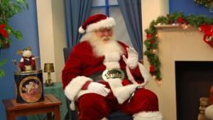 Santa Claus Deskto