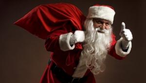 Santa Claus HD Background