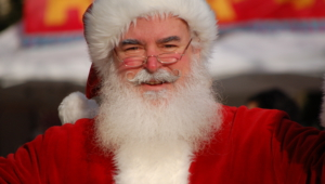 Santa Claus HD Deskto