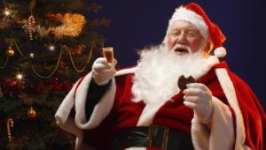 Santa Claus Widescreen
