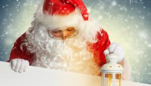 Santa Claus For Deskto