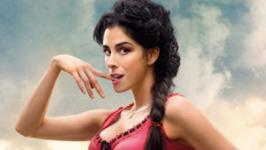 Sarah Silverman For Deskto