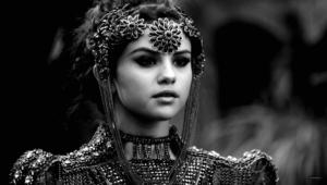 Selena Gomez HD Background