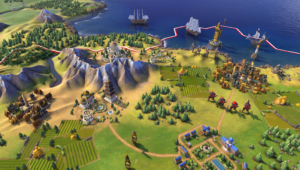 Sid Meier's Civilization VI Wallpaper