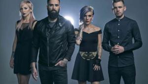 Skillet Hd Background