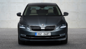 Skoda Octavia 2017 Wallpapers