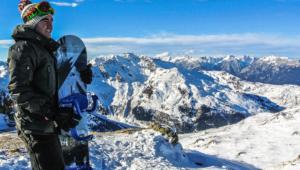 Snowboarding Desktop