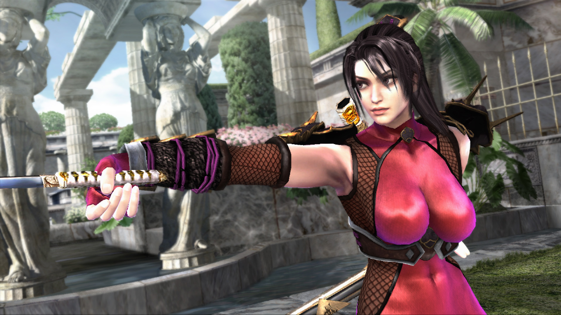 Soul caliber 4 nude patch hentai pic -