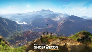 Tom Clancys Ghost Recon Wildlands Widescreen