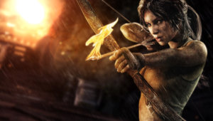 Tomb Raider Computer Wallpaper