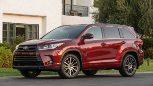 Toyota Highlander High Definition Wallpapers