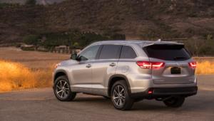 Toyota Highlander Images
