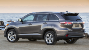 Toyota Highlander Wallpaper