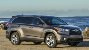 Toyota Highlander Wallpapers