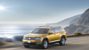 Volkswagen Atlas Hd Wallpaper
