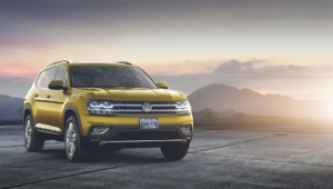 Volkswagen Atlas High Quality Wallpapers