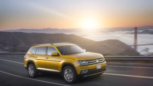Volkswagen Atlas Wallpapers Hd