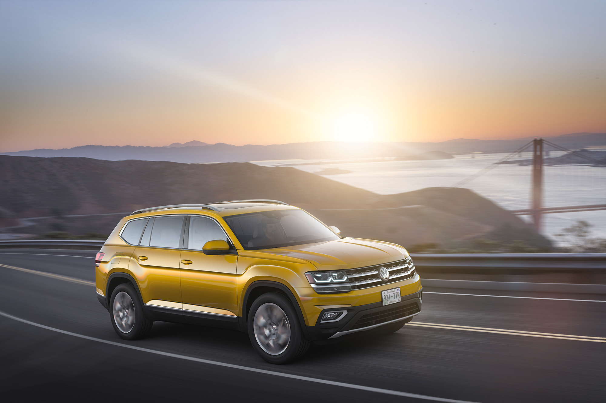 Volkswagen Atlas Wallpapers Hd