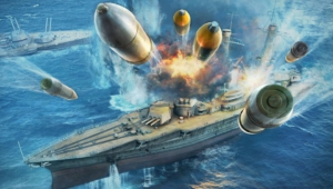 World Of Warships Hd Wallpaper