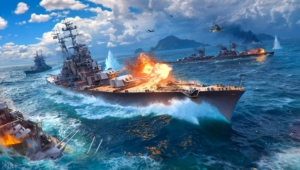 World Of Warships High Quality Wallpapers