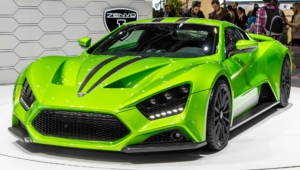 Zenvo St1 High Definition Wallpapers