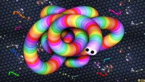 Slither.io High Quality Wallpapers