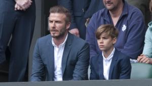 Romeo Beckham Widescreen