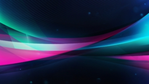 Abstract Lines Widescreen
