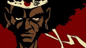 Afro Samurai Hd Desktop