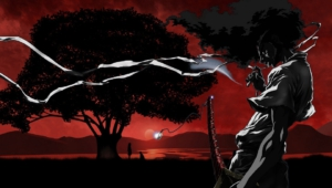 Afro Samurai High Quality Wallpapers