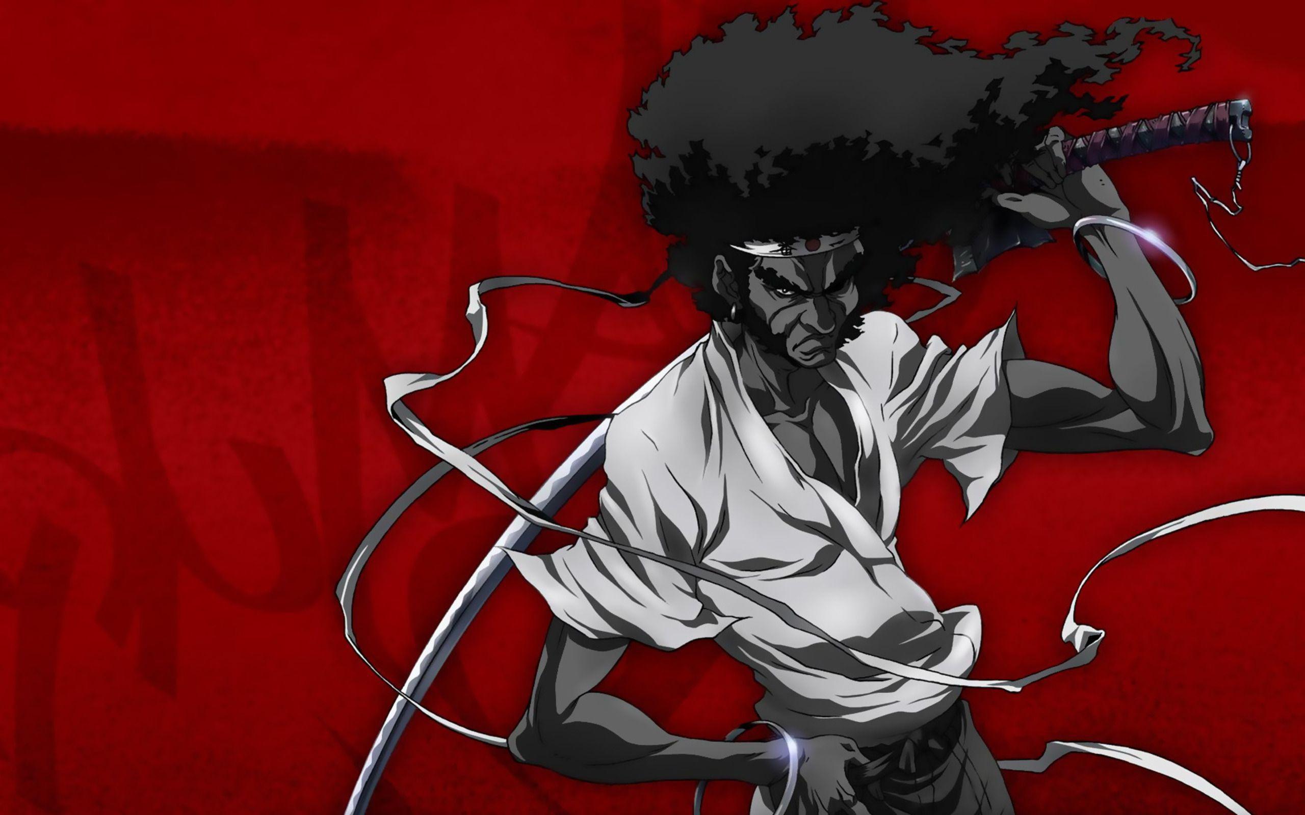 Afro Samurai Photos