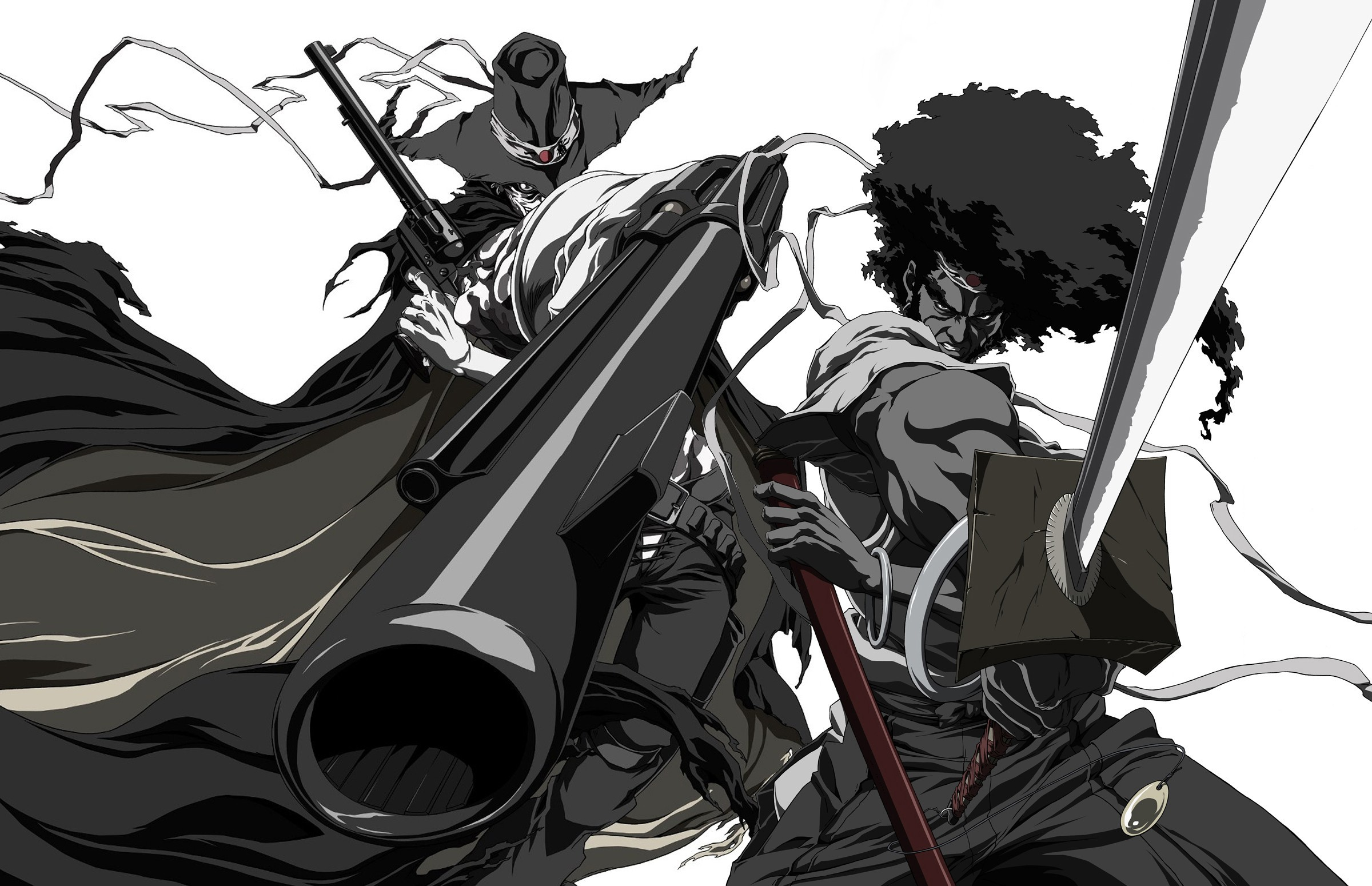 Afro Samurai Wallpapers